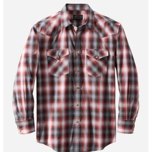 Pendleton Long Sleeve Frontier Shirt